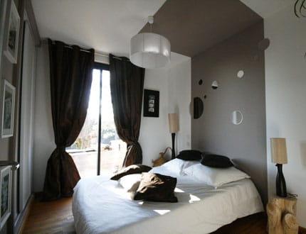 La chambre du prince visitez la maison de c line - Idee tete de lit en peinture ...