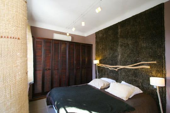 D co salon bois flotte for Deco salon original