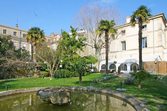 H tel particulier avec jardin d co l gante petit prix - Deco jardin journal des femmes toulouse ...