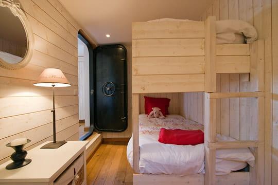 Ambiance bois e dans la chambre d 39 enfants une d co au fil de l 39 eau - Ambiance chambre enfant ...