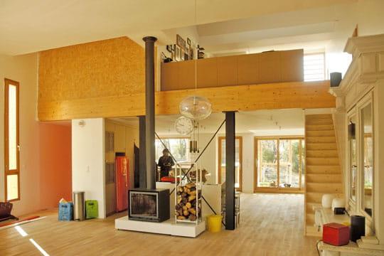 En bois et bioclimatique des maisons colo et tr s d co for Journal decoration maison