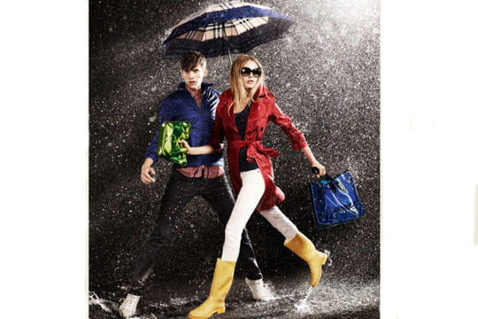 Collection Burberry April Showers 2011