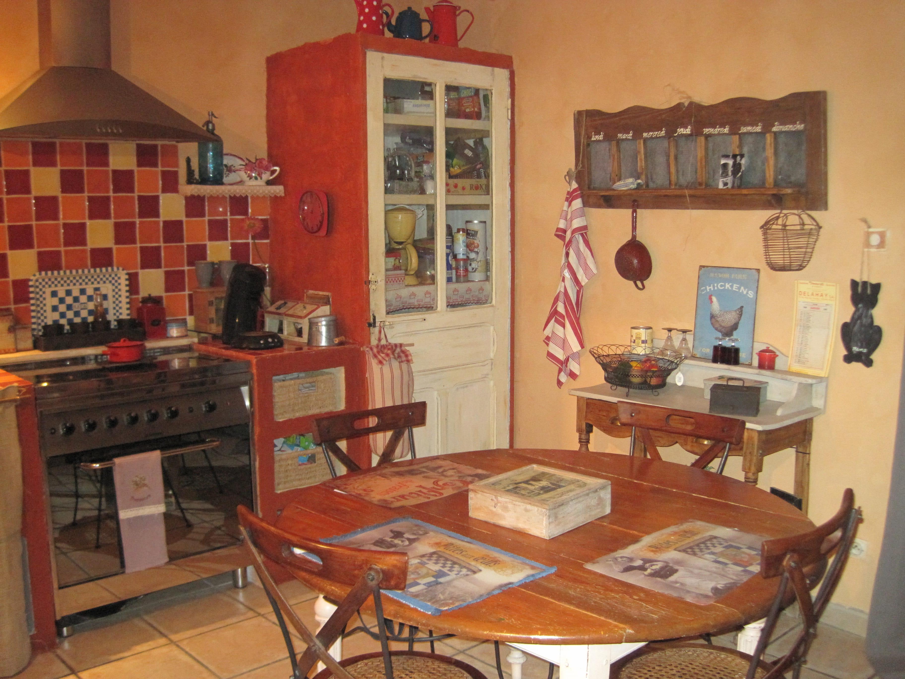 Cuisine l 39 ancienne les plus belles cuisines de lectrices journal de - Cuisine a l ancienne ...