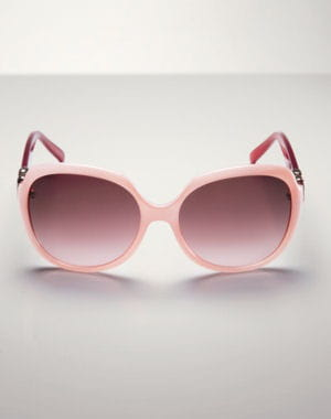 lunettes girly d'escada