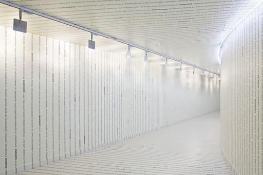Des murs qui parlent l 39 ecole de la chambre syndicale de for Chambre syndicale de la couture parisienne