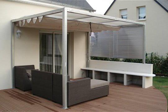 flavio a realise cette terrasse en aout 2009 la terrasse a ete