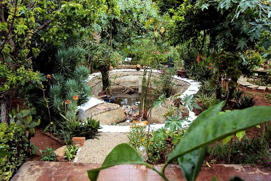 L 39 exotisme est au rendez vous les plus beaux bassins journal des femmes - Bassin balcon terrasse le mans ...