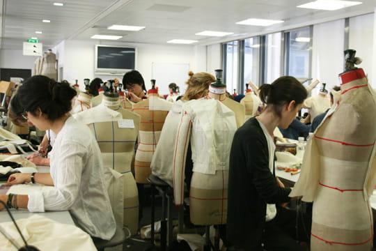 Des talents suivre l 39 ecole de la chambre syndicale de - Chambre syndicale de la haute couture parisienne ...