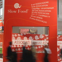 slow food 2007 - salone del gusto