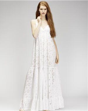 robe longue de gérard darel