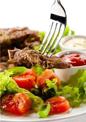Des biftecks oui mais sans sauce ces aliments qui ne - Aliment coupe faim qui ne fait pas grossir ...