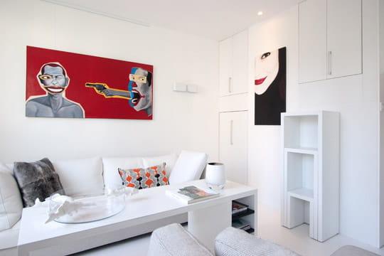 Un appartement plein d 39 astuces for Astuce appartement