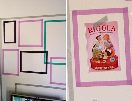 etape 4 fixer d finitivement les cartes cocon de d coration le blog plein d 39 id es d 39 une. Black Bedroom Furniture Sets. Home Design Ideas