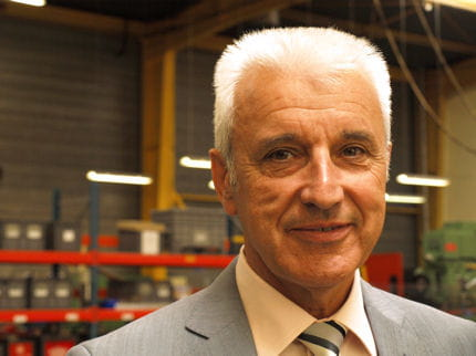 denis gruet dirige tupperware france depuis 2004.