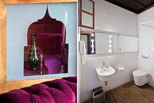Modernisation pur e d cor oriental dans une authentique for Decoration maison epuree