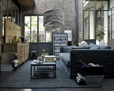 fa on loft quoi de neuf pour mon salon journal des femmes. Black Bedroom Furniture Sets. Home Design Ideas