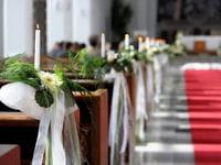 vers l'autel...