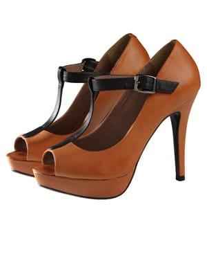 plateforme shoes les chaussures de l 39 automne 2011. Black Bedroom Furniture Sets. Home Design Ideas