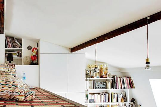 Un espace pur au maximum un appartement tout en - Appartement luxe mexicain au plancher bien original ...