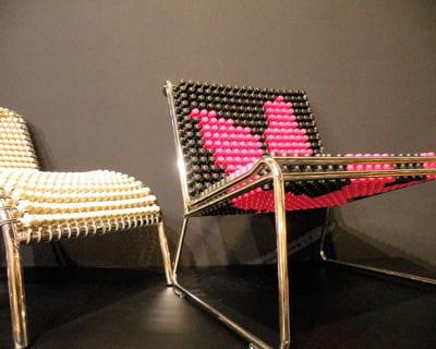 chaises par accupunto