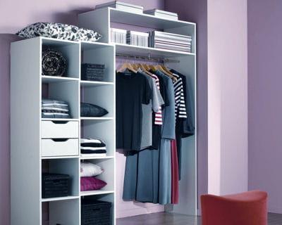 dressing evolution de lapeyre. Black Bedroom Furniture Sets. Home Design Ideas
