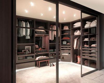 Dressing de quadro dressings d co et pratiques journal for Chambre a coucher moderne avec dressing