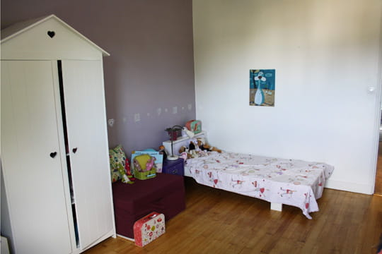 une chambre d 39 enfant au bord de la plage visitez la maison de virginie journal des femmes. Black Bedroom Furniture Sets. Home Design Ideas
