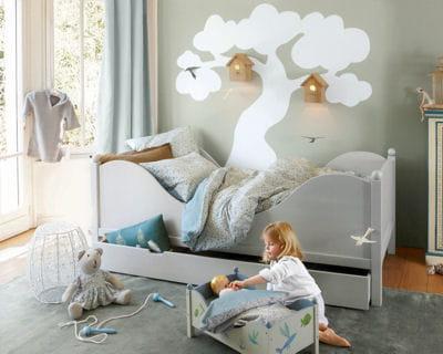 lit baladin de am pm des chambres d 39 enfant trop mignonnes journal des femmes. Black Bedroom Furniture Sets. Home Design Ideas