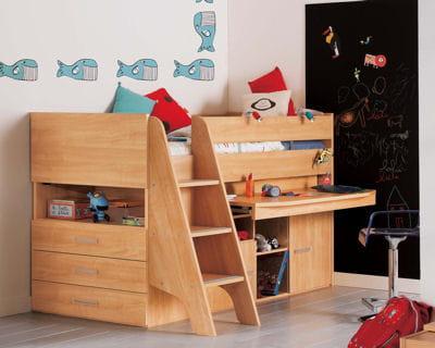 lit blog gautier des chambres d 39 enfant trop mignonnes journal des femmes. Black Bedroom Furniture Sets. Home Design Ideas