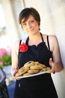 laura petit, créatrice de scoop me a cookie